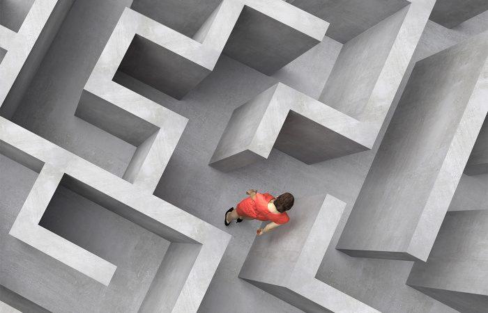Labyrint 1400